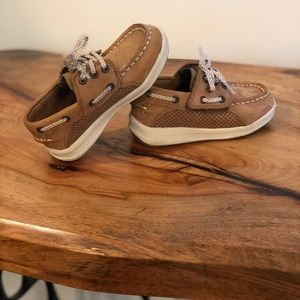 Sperry Gamefish Junior Boat Shoes